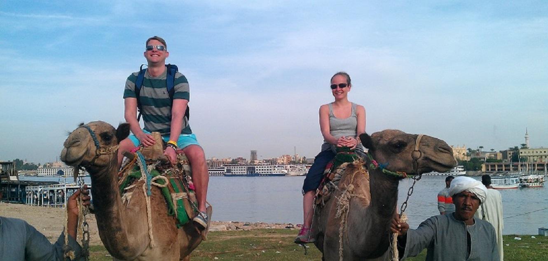 Luxor Camel Ride