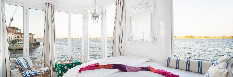 Malouka Dahabiya Nile Cruise