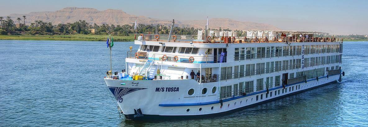 MS Tosca Nile Cruise