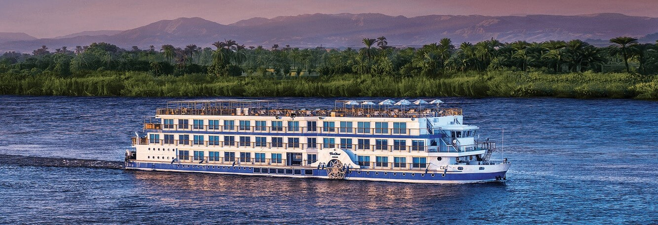 Oberoi Philae Luxury Nile Cruise