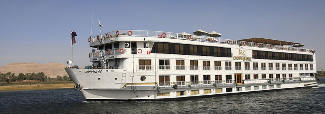 MS Crown Jewel Nile Cruise