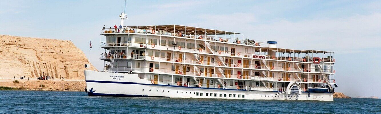 10 Days of Nile and Lake Nasser Cruises