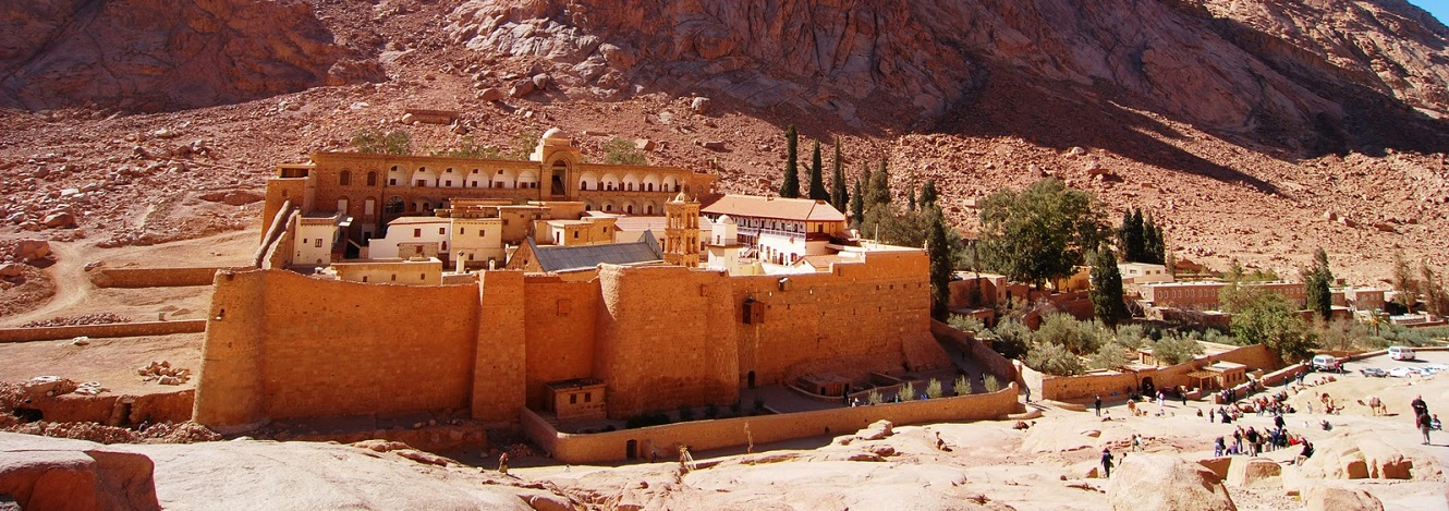 St. Catherine Tour from Dahab