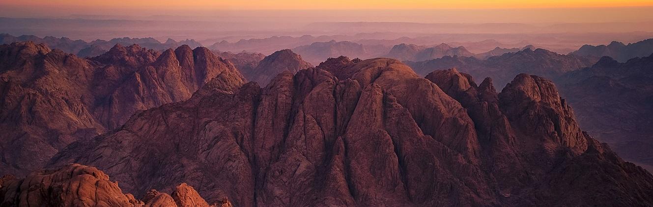 Mount Sinai & St.Catherine Monastery