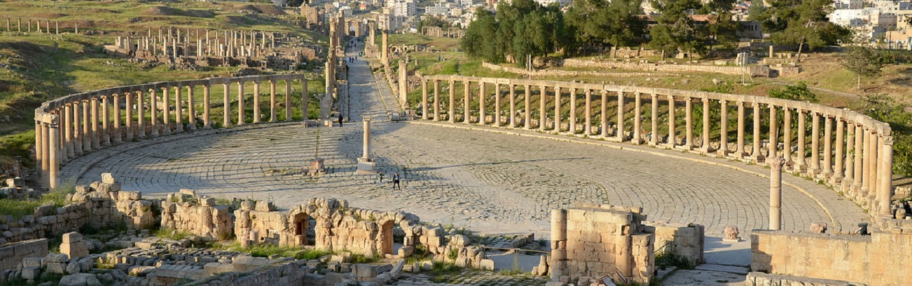Jerash and Dead Sea Day Trip from Amman