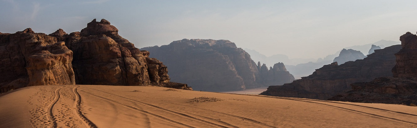 Wadi Rum Trips from Aqaba