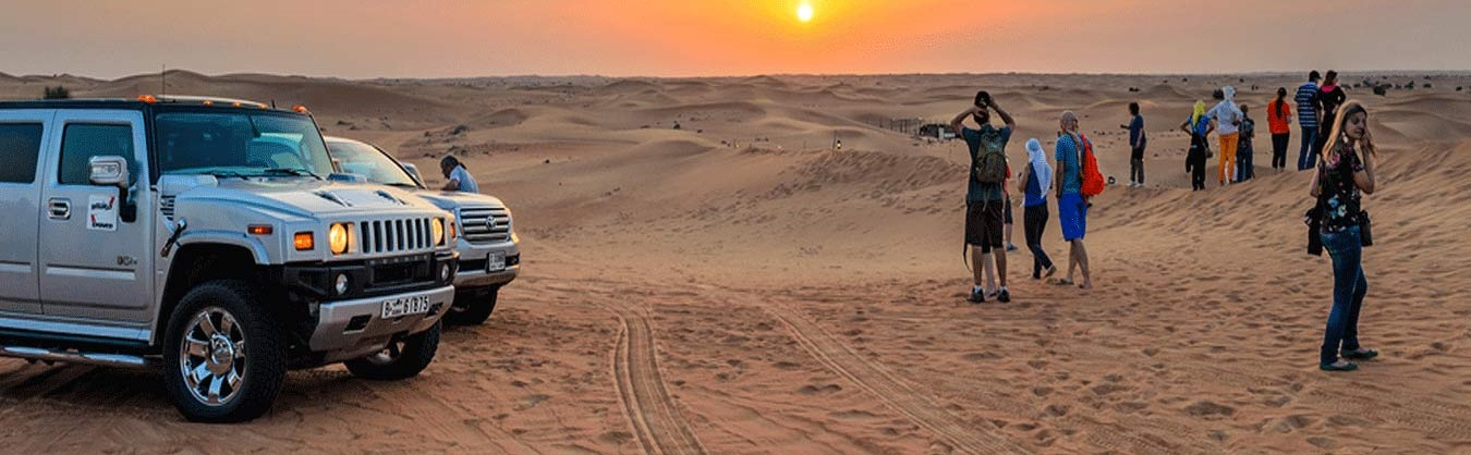 Dubai Superior Safari Tour with BBQ Dinner