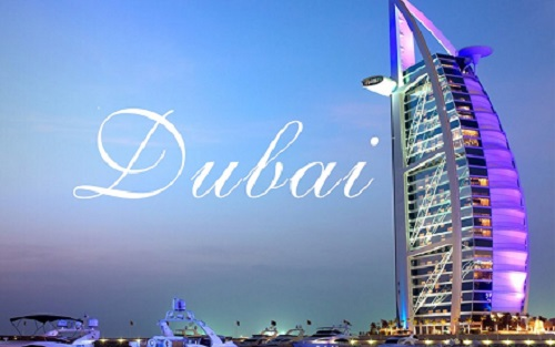 Classic Dubai City Tour map