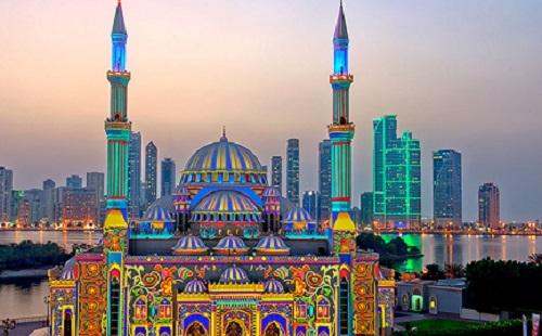 Al Sharjah City Tour map