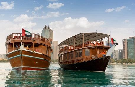Abu Dhabi Dhow Cruise Dinner map