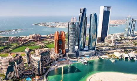 Abu Dhabi Panoramic Tour From Airport map