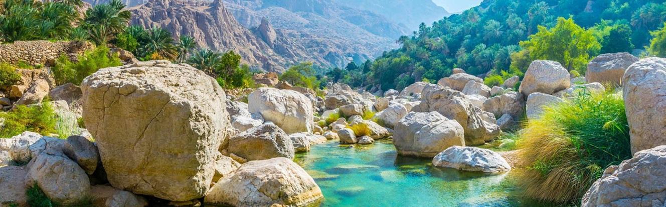 3 Days in Oman, Oman Short Break