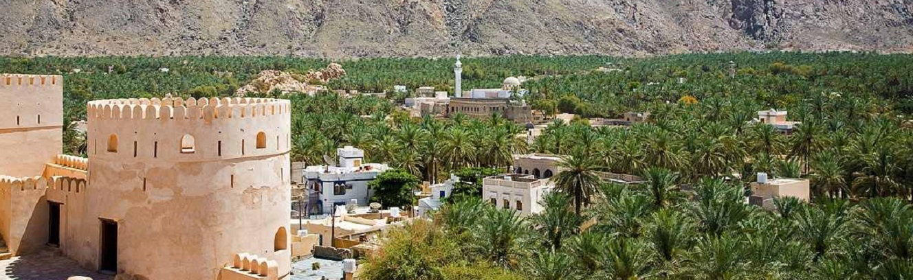 Barka, Nakhal and Rustaq Tour from Muscat