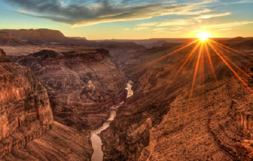 Oman Grand Canyon Shore Excursion map