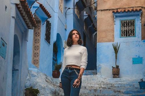 5 Days Casablanca and Fez Tour map