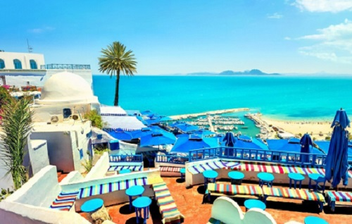 8 Days Tunisia Holiday Package map