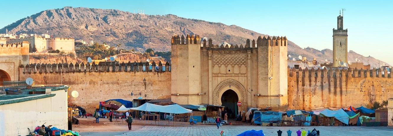 Trip to Fez from Casablanca