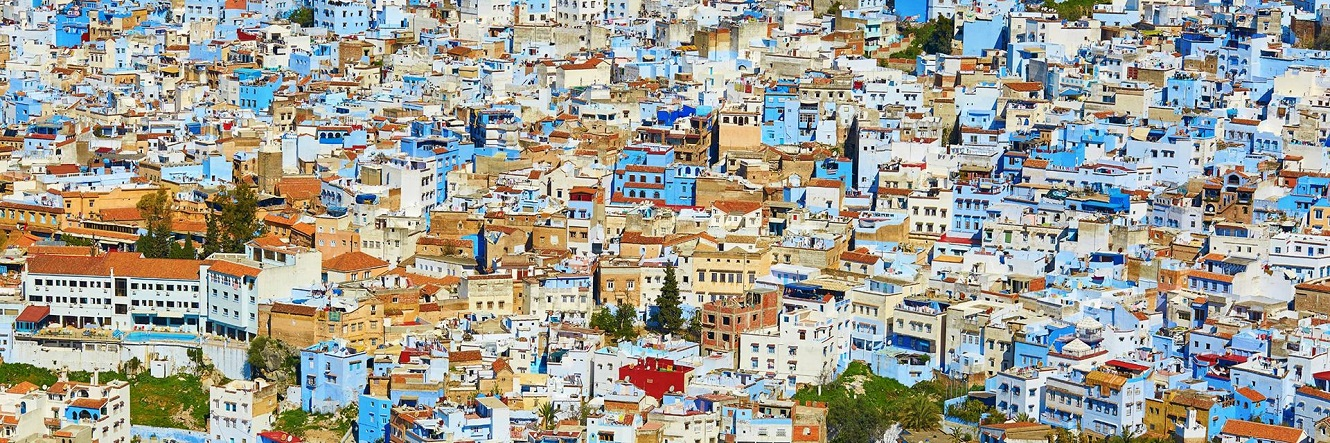 Chefchaouen Day Tour from Rabat