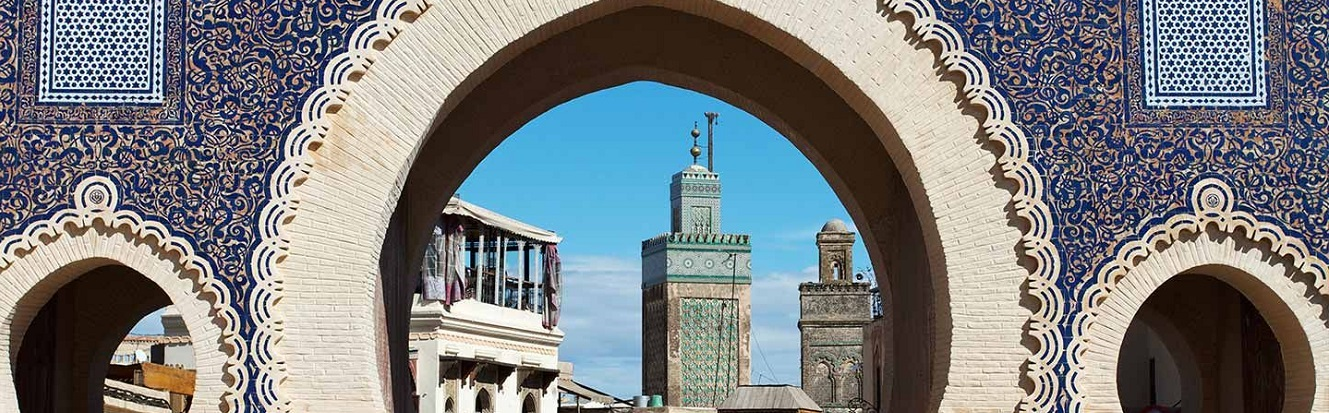 Fez Day Tour from Rabat