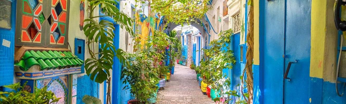 Rabat Day Tour from Tangier