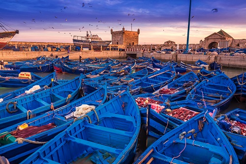 Essaouira Day Trip from Marrakech map