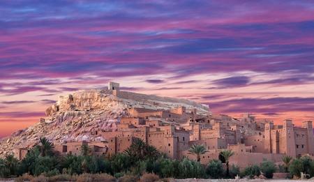 Tour to Asni Ouirgane Marrakech map