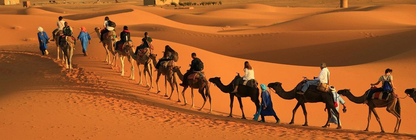 Sahara Tour from Agadir