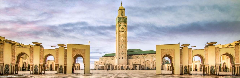 Casablanca & Rabat from Casablanca Port