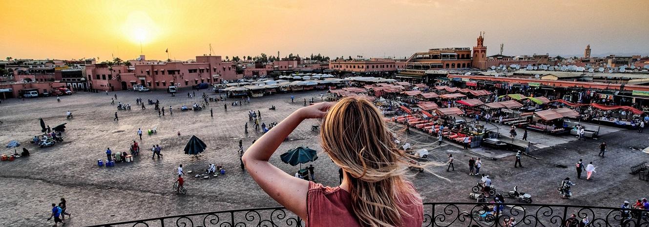 Shore Excursions from Casablanca to Marrakech