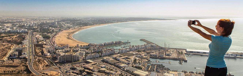 Agadir City Tour from Cruise Port
