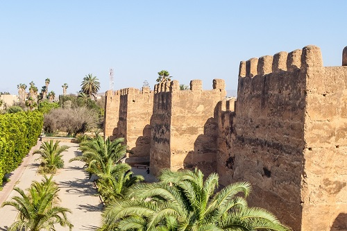 Taroudant Day Trip map