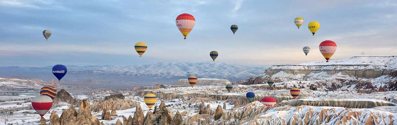 2 Days Cappadocia Tour from Istanbul by Flight