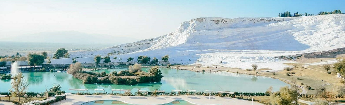 Full Day Pamukkale Tour By flight