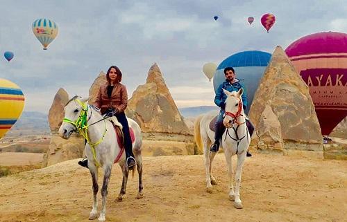 Cappadocia Horse Riding map