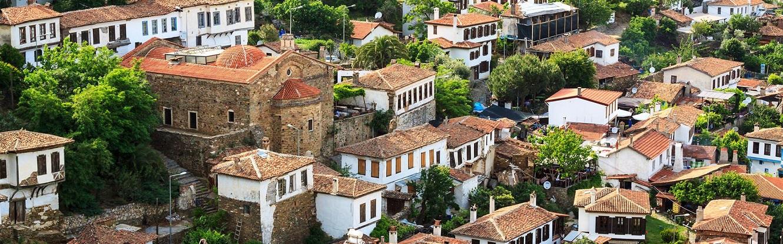 Day Tour to Ephesus and Sirince Village from Kusadasi Port