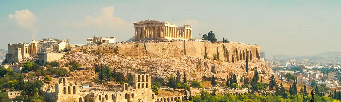 5 Days Athens Classic Tour