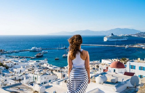 Greece Islands Vacation Packages map