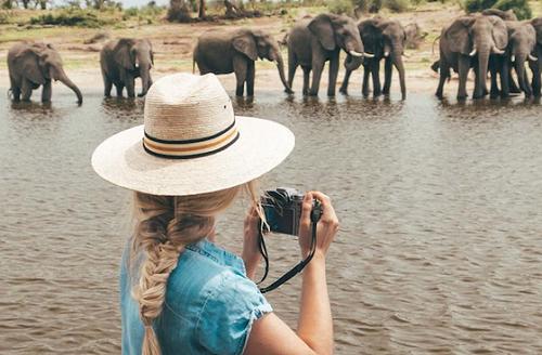 Best Kenya Safari Tour Package map