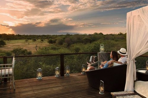 Kenyan Safari and Beach Honeymoon Package map