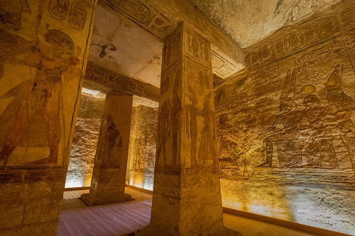 Overnight Tours to Aswan and Abu Simbel temple from Luxor