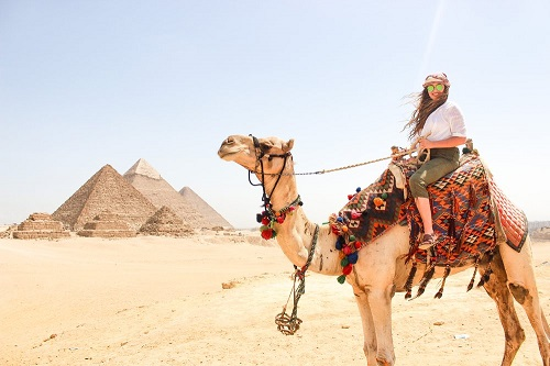 4 Day Cairo Tour Package