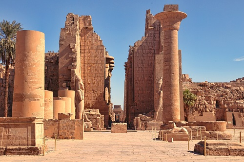 5 Day Luxor to Aswan Nile Cruise From Cairo By Flight