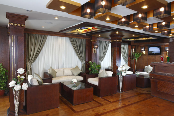 5 Day Merit Dahabiya Nile River Cruise Luxor to Aswan