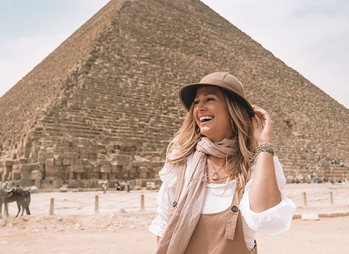 6 Day Cairo and Luxor Tour with Sound and Light Show and Balloon