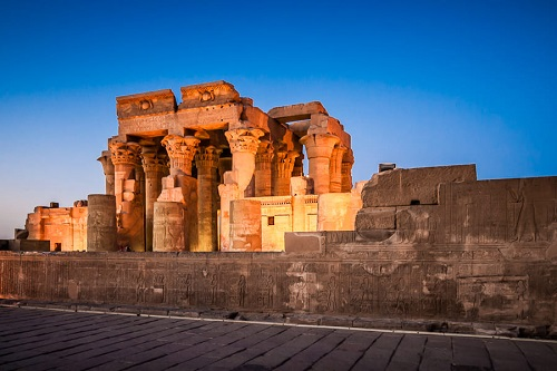 6 Day Cairo, Luxor, Edfu, Kom Ombo, Aswan and Abu Simbel