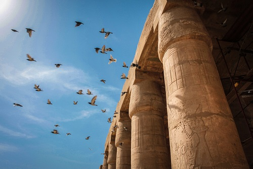 Cairo and 4 Nights Nile Cruise Luxor to Aswan