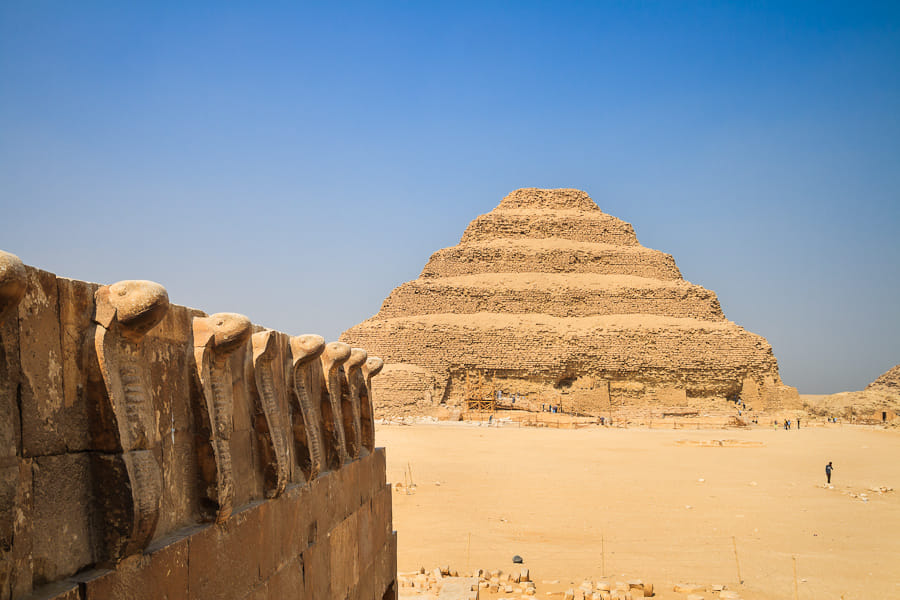 8 Day Egypt Luxury Tours and Luxury Nile Cruise Package