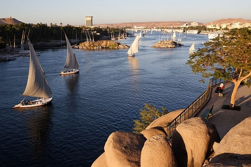 9 Day Cairo, Alexandria and Nile Cruise Tour Package by Flight