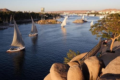 12 Days Pyramids, Nile and Sinai