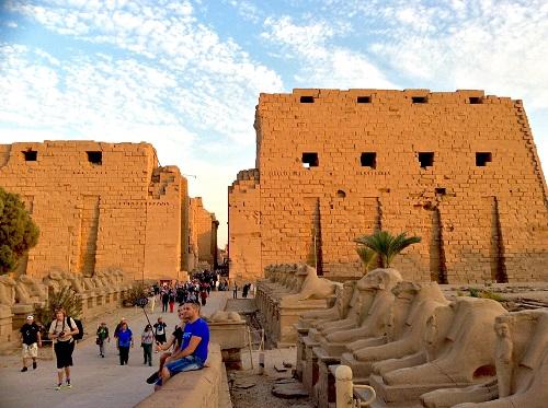 14 Day Pyramids, Petra and Jerusalem Package